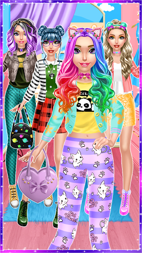 Trendy Fashion Styles Dress Up 1.3.2 screenshots 9