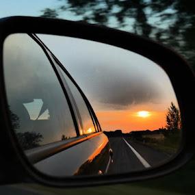 Roadtrip in Hungary by Rosita Ramner - Transportation Roads