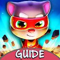 Guide for Talking Tom Hero Dash icon