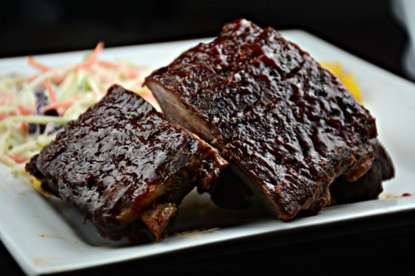 Oven Barbecued Ribs Recipe