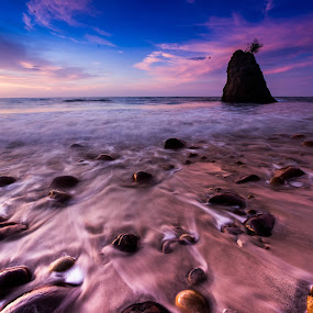 by Zahir Mohd - Landscapes Beaches