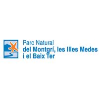 Logo Parc Natural del Montgrí, Illes Medes i el Baix Ter