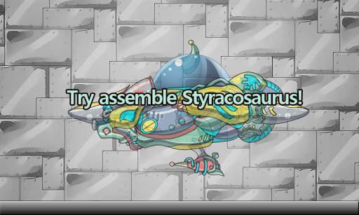 Styracosaurus - Dino Robot