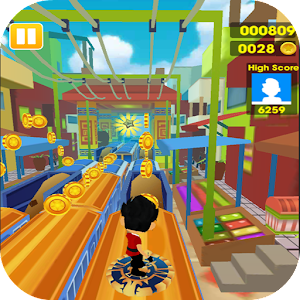 Subway Surf Runner 2 for PC and MAC