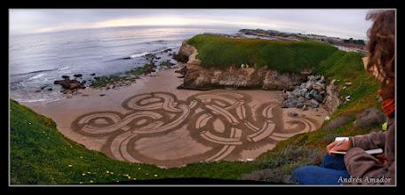 Photo: 'Loops', Santa Cruz, CA.