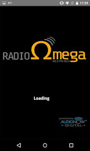 Radio Omega SCA - náhled