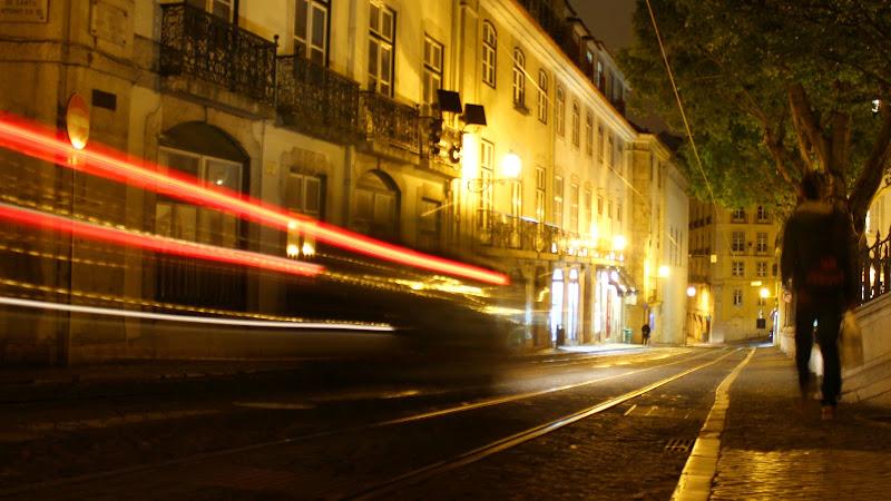 notturno a Lisbona di efferre_
