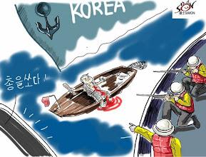 Photo: 漫士:中国渔民之死