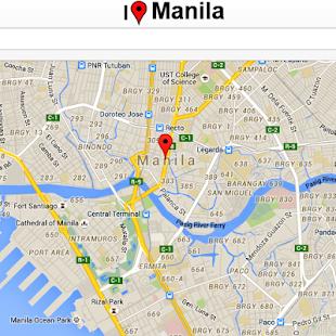 Manila Map Apps on Google Play