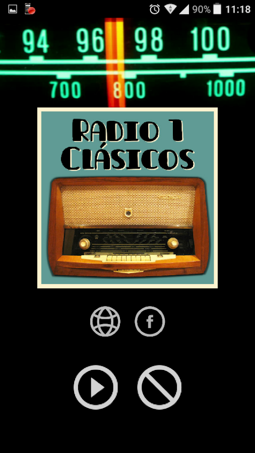 Radio 1 Clasicos- screenshot