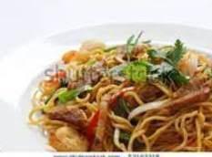 Stir-Fry Chow Mein Noodles
