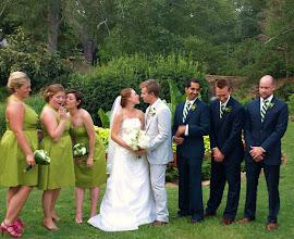 Photo: Rock Quarry Garden-  Greenville, SC -8/10- http://WeddingWoman.net