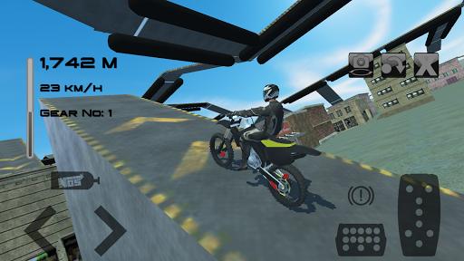 Fast Motorcycle Driver  screenshots 4