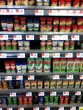 Photo: I needed some spices for my bread spread.  I found a lot at Walmart.