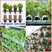 Hydroponic Farming Ideas icon