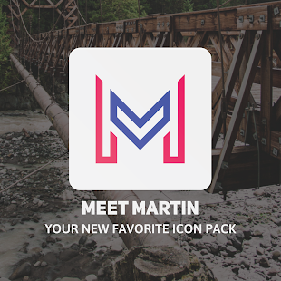 Martin Icon Pack Screenshot
