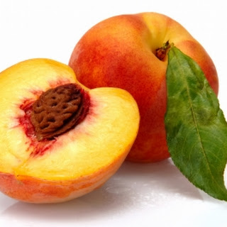 Sweet Peachy Quinoa.
