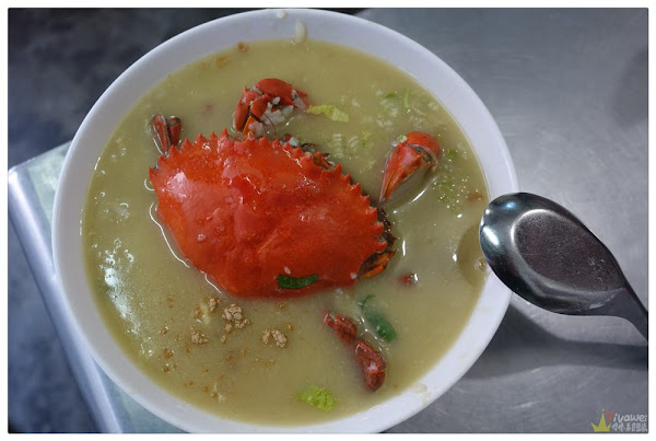 阿美螃蟹粥-吃不到95元限量螃蟹粥! 只有貴貴的秤重螃蟹!