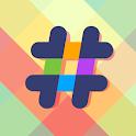 Get Likes & followers - Popular Hashtags icon