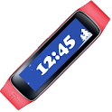 Gear Fit Winter Clock icon