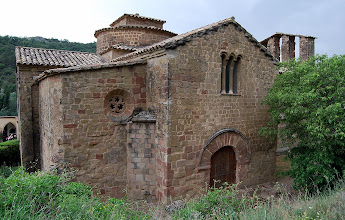 Photo: Monestir Sta. Maria del Priorat