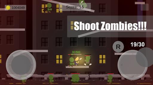 Télécharger Gratuit Zombie Shower - Shoot Zombies and Survive! mod apk screenshots 3