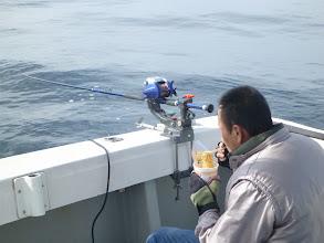 Photo: 冬の釣りはコレ!