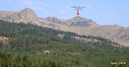 Photo: Köroğlu Dağı Zirve Yürüyüşü Kıbrısçık/Bolu - 28.08.2014