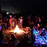secret Hippy full moon beach party Miami north in Miami, Florida, United States