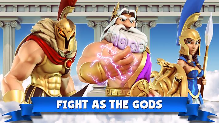Gods of Olympus - screenshot
