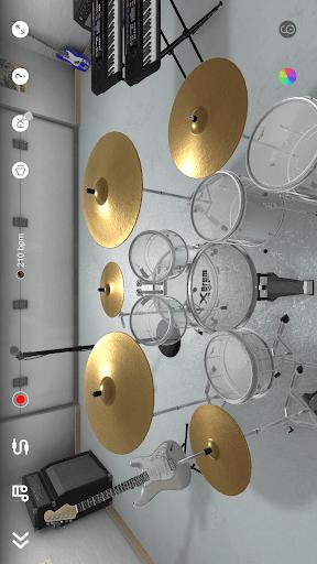 X Drum - 3D & AR 3.5 screenshots 3