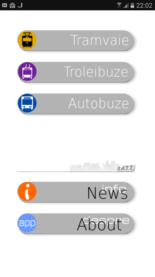 infoTrafic RATT- screenshot