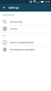 Voice Bridge screenshot 1