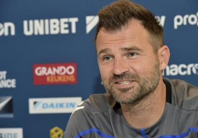 """Ivan Leko opgetogen over transfer die al meteen zijn waarde bewees: """"Ik ben blij want hij zorgt voor extra kwaliteit en concurrentie"""""""