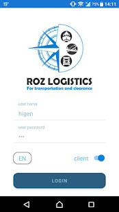 Roz Logistics for PC-Windows 7,8,10 and Mac apk screenshot 1