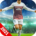 Super Football Soccer Star 2021 - Football Game 3D icon