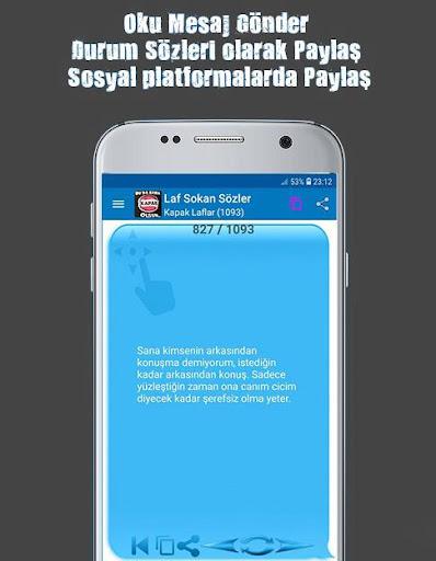 Laf Sokan Kapak Su00f6zler u0130NTERNETSu0130Z 12.04.2010 Screenshots 20