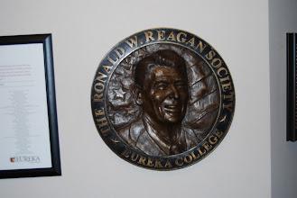 Photo: Reagan Medallion
