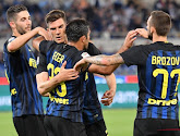 L'Inter Milan recrute Borja Valero
