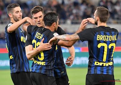 Matias Vecino signe à l'Inter de Milan