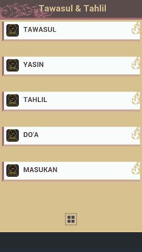 Tawasul dan Yasin