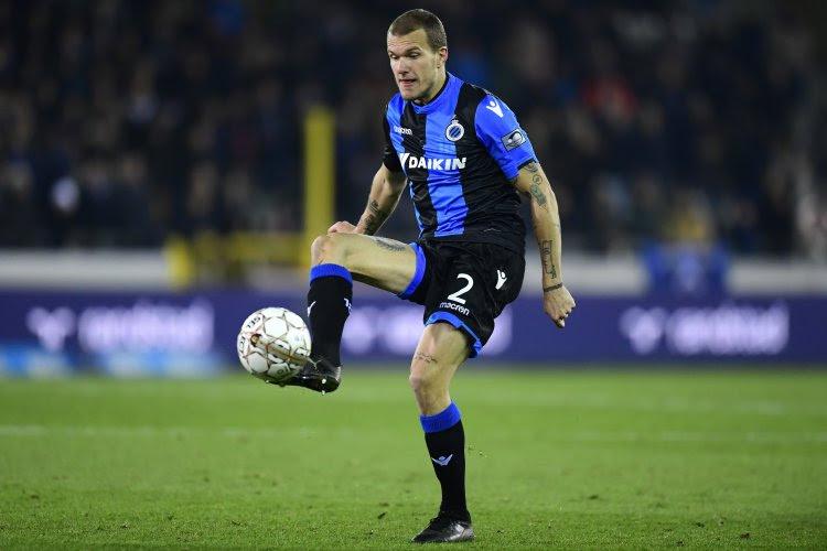 Club Brugge-verdediger Scholz heeft nieuwe club gevonden, en dat opent deuren voor RSC Anderlecht