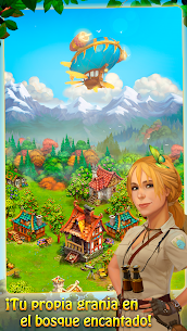 Charm Farm - Pueblo del bosque