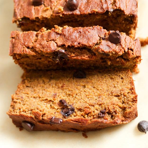 Quinoa Flour Pumpkin Bread Recipe | Yummly