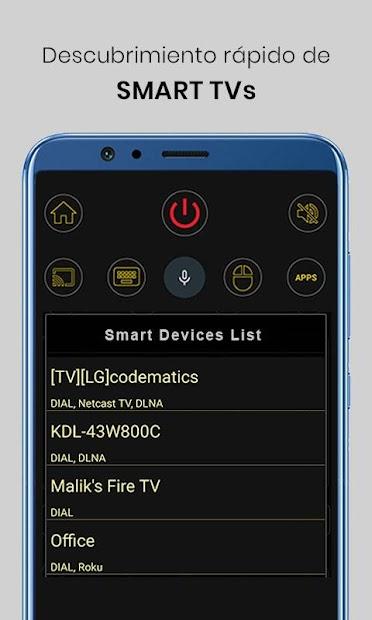 Imágen 7 de Control remoto universal de TV para android