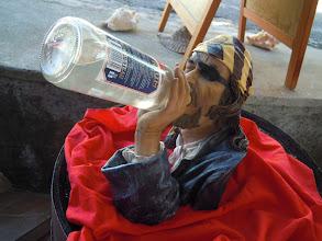 Photo: rhumerie du pirate