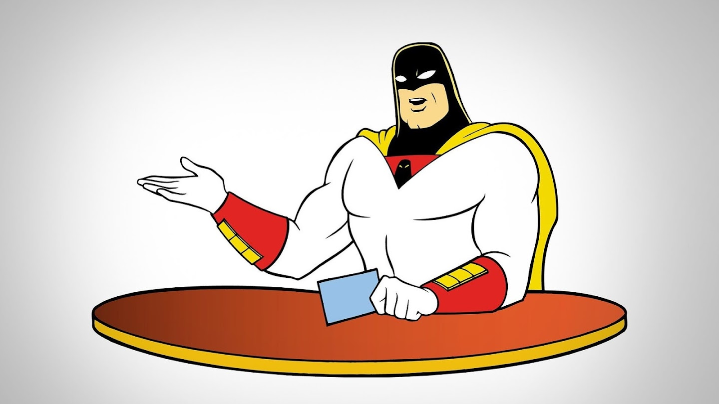 Watch Space Ghost: Coast to Coast live