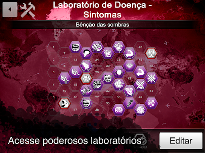 Plague Inc: Criador de Cenário 1.2.1 Mod Apk Download 8