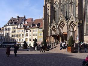 Photo: Mulhouse (ehemals Mühlhausen)