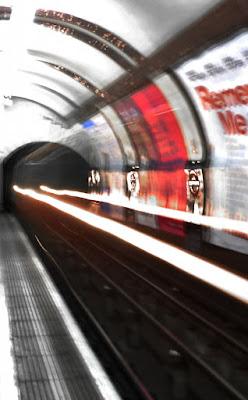 Un treno troooopo veloce... di elenacastagnero
